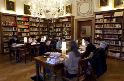 bibliothèque de la Fondation Querini Stampalia