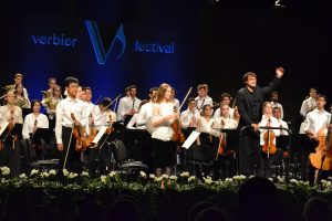 Ellis VFJO concert