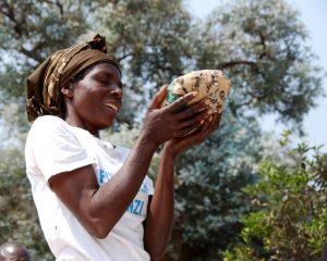 « Un toit pour les Survivantes » est un programme qui vise à apporter un appui matériel pour le financement d'achat des tôles et d'autres matériaux nécessaires pour la construction des maisons des femmes survivantes des viols et violences sexuelles des guerres à répétition à l'Est de la RD Congo.