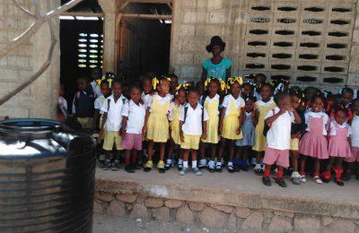 Education en Haiti